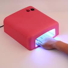 high quality nail art dryer gel curing uv lamp 36w 4x 9w light