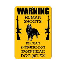 belgian sheepdog gifts belgian shepherd dog groenendael dog human shoots fun novelty