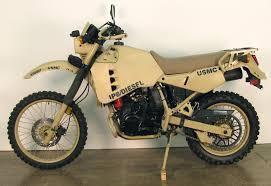 diesel military motorcycle helps keep the peace national