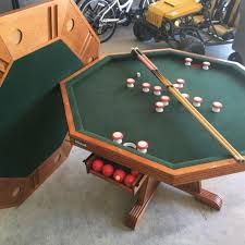 Bumper Pool Tables For Sale Find More Mizerak Poker Bumper Pool Table Excellent Shape 150