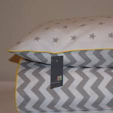 100 cotton children single duvet cover set boys girls grey
