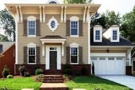 living exterior paint color ideas with wooden fence hampedia