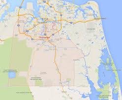 Maps Usa Map Virginia by Chesapeake Virginia Map