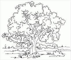 8 Children S Coloring Pages Free Premium Templates Children S Tree Coloring Pages