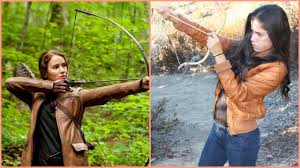Hunger Games Halloween Costumes Hunger Games Inspired Halloween Costume Katniss Everdeen