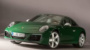 porsche models porsche celebrates a million 911 models with a killer one of a