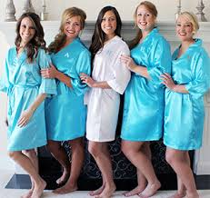 and bridesmaid robes bridesmaids robes personalized bridesmaids robes