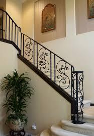 custom iron railings hand forged iron railings demejico