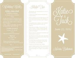 wedding phlet wedding brochure templates wedding ideas 2018