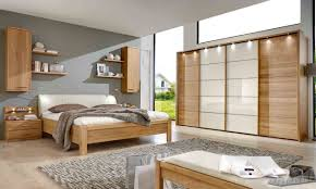 Schlafzimmer Eiche Braun Schlafzimmer Toledo Mit Schwebetüren Höhe 236 Cm Wiemann Massiva