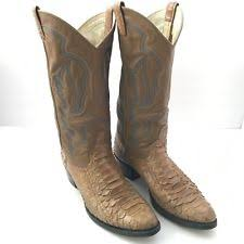 womens vintage cowboy boots size 9 larry mahan casual cowboy boots for ebay