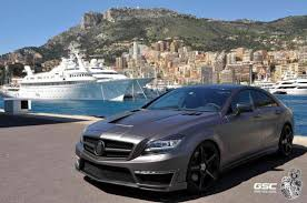 mercedes customized german special customs customized the 2012 mercedes cls63 amg