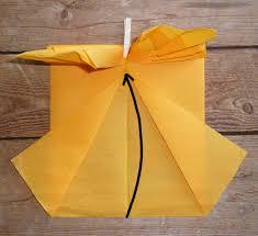 Pliage Serviette Noeud Pliage De Serviette En Papier En Forme De Papillon Pliage En