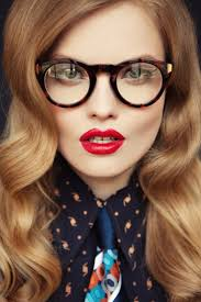 how to makeup for girls with glasses u2013 the pink ladies