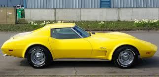 74 corvette stingray chevrolet corvette coupe 1974 yellow for sale 1z37t4s426972 1974