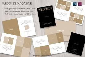 wedding magazine template marketing magazine for wedding photographers by susan stripling