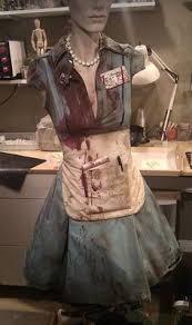 Killer Nurse Halloween Costume Zombie Nurse Costume Costume Makeup Zombie