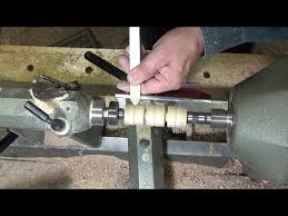 making wood wheels with toy wheel cutter from carbatec carbitool