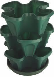 self watering vertical planters self watering 3 tier stackable garden vertical plastic planter set