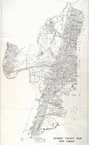 Map Of Jersey City Map Analysis City In Environment