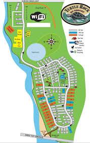 Oregon Coast Camping Map by Turtle Rock Rv Resort Oregon Com