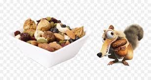 animation cuisine scrat age acorn snack animation health nut snacks png