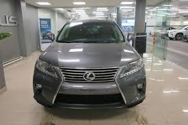 lexus rx 350 for sale in quebec 2015 lexus rx 350 awd sportdesign 38 995 québec boulevard lexus