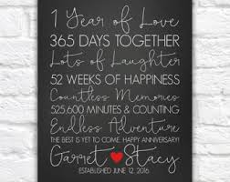 what to get husband for 1 year anniversary anniversary together dating anniversary 1st