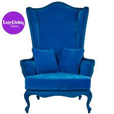 fresh blue velvet armchair on home decor ideas with blue velvet