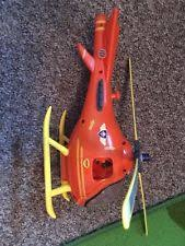 fireman sam tom helicopter toys u0026 games ebay