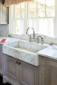 Best Carved Stone Sinks Images On Pinterest Bathrooms The - Shallow kitchen sinks