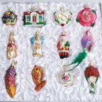 german wedding ornaments decore