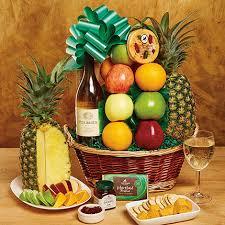 fruit gift gourmet fruit gift baskets delivered boston