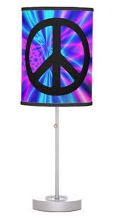 peace room ideas pbteen peace sign lshade and base hannah s new room ideas