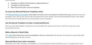 create resume free build a resume free resume build your own resume free