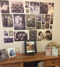 custom photo wall stickers decals and removable photo wallpaper genealogy enthusiasts