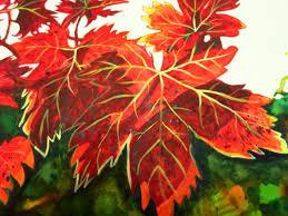 thanksgiving napa napa valley fall foliage inspired watercolor paintings