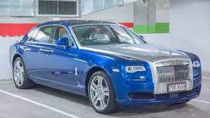 rolls royce light blue rolls royce ghost series ii australian review gizmodo australia