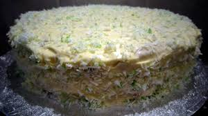 gluten free coconut lime layer cake u2013 the happy coeliac