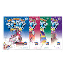 the greatest dot to dot books set of 4
