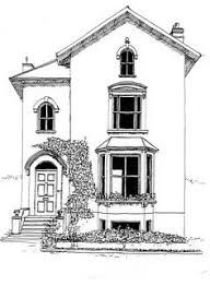 house drawings i ve never even thought about trying to draw a pretty house