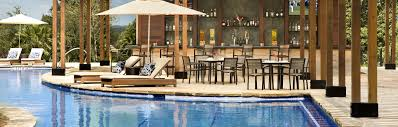 outdoor dining san antonio la cantera resort spa vista