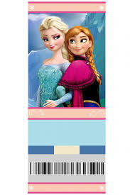 printable frozen images jennuine by rook no 17 movie ticket style frozen party