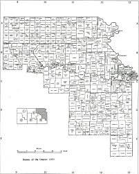 Illinois Township Map by Kansas Twp Sec 5 Jpg