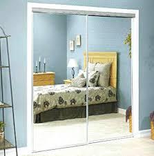 closet mirror closet doors mirror door sliding doors interior
