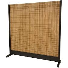 best room divider ideas oriental furniture 1 panel walnut bamboo