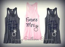 bridesmaids tank tops 6 bachelorette tank tops last fling before the ring