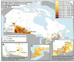 London Canada Map by Farmers Are Adapting To Evolving Markets
