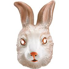 bunny mask rabbit mask child mask kids costumes kids costumes