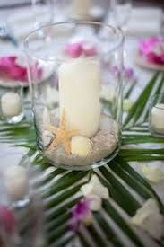 caribbean themed wedding ideas easy and inexpensive we made this tropical centerpiece for an
